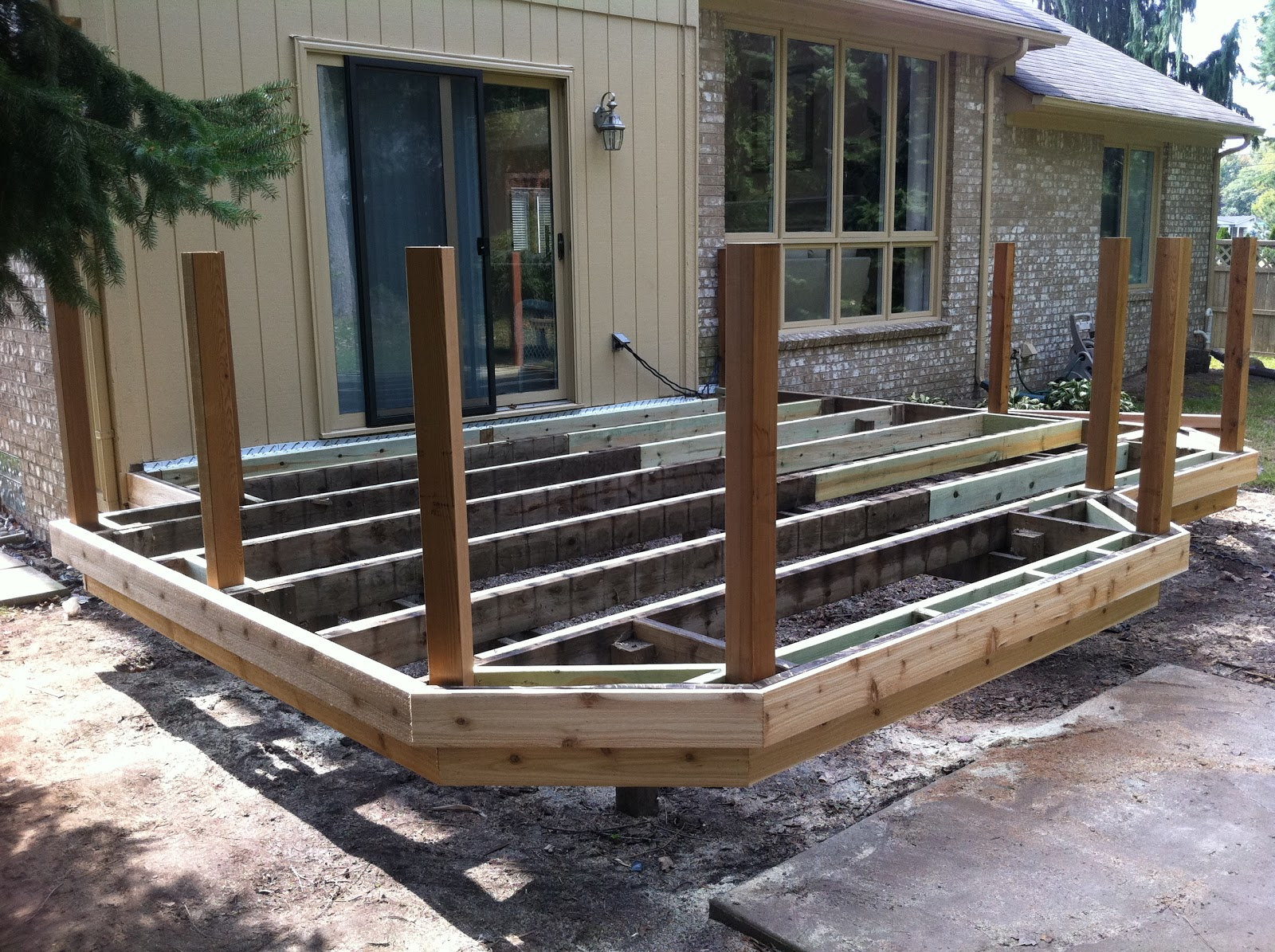 Replace Your Decking