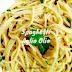 Resepi Spaghetti Aglio Olio Mudah