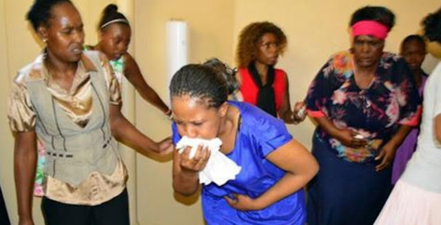 Pastor Makes Females Give Oral In Church, Says To Get Holy Milk
