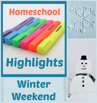 Homeschool Highlights - Winter Weekend on Homeschool Coffee Break @ kympossibleblog.blogspot.com - Come link up the highlights of your homeschool week!  #HomeschoolHighlights #homeschool