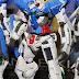 RG 1/144 Gundam Exia - on Display at Anime Japan 2014