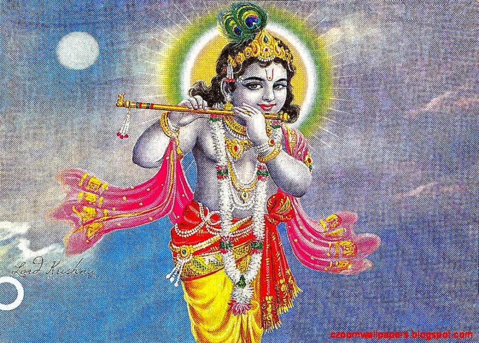 Shri Krishna Wallpaper For Android