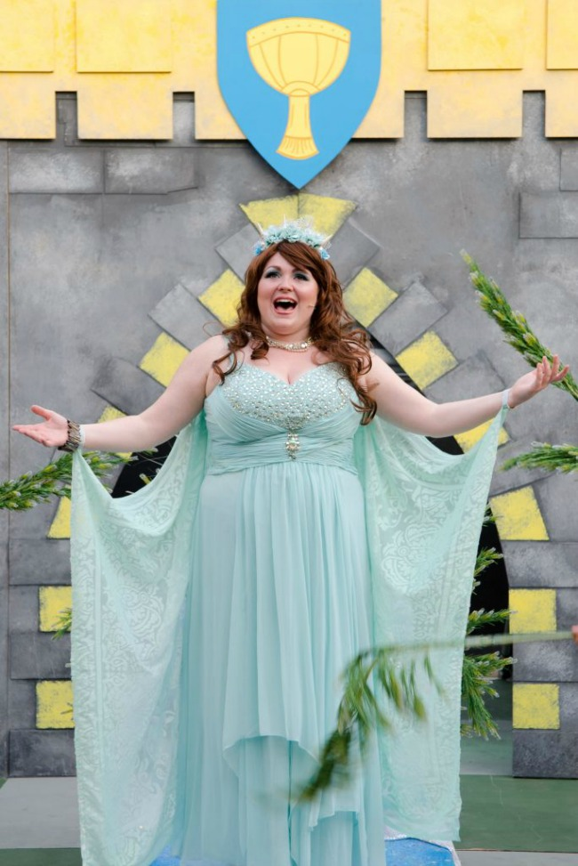 Spamalot-Cardiff-Open-Air-Festival-Everyman-Theatre-Productions-cast-the-chorus-line