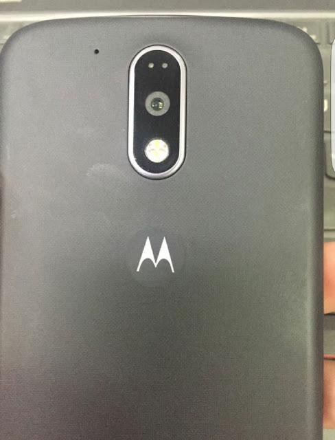 Inikah desain final Moto G4 Plus?, dibekali sensor sidik jari di tombol home