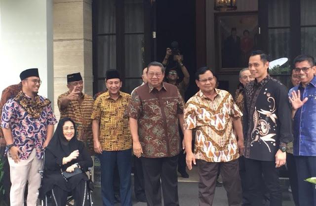Natalius Pigai: Aura Kemenangan Prabowo Kian Terasa