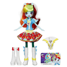 MLP Equestria Girls Friendship Games 2-pack Rainbow Dash Doll