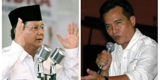 PBB Sarankan Prabowo Pilih Yusril untuk Cawapresnya