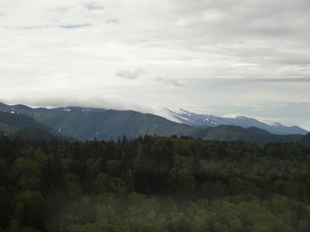 Montañas Daizetsuzan