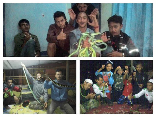 Inilah Komunitas Getih Tiis Sukabumi