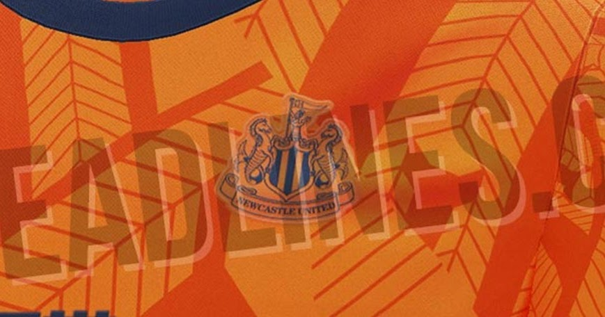 Newcastle United 19 20 Away Kit Leaked Footy Headlines