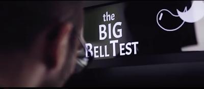 Captura de pantalla del vídeo promocionalthebigbelltest.org