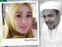 HEBOH ! 'Kasus Mesum Rizieq' Polisi Akan Panggil Firza Dan Kak Ema