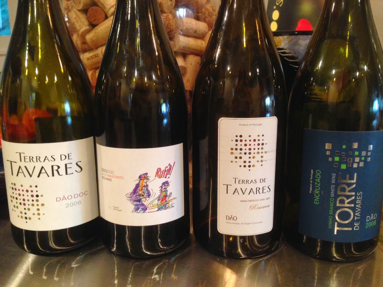 Come for the Wine: Blissed Out on Portuguese Wine