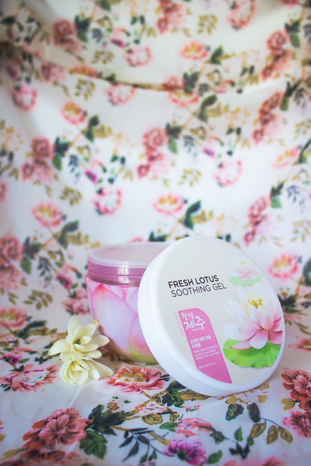 fresh-jeju-lotus-soothing-gel-review-the-face-shop