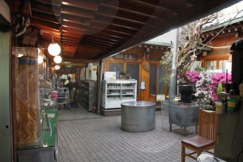 土俗村蔘雞湯 토속촌 삼계탕 景福宮站 美味蔘雞湯專門店