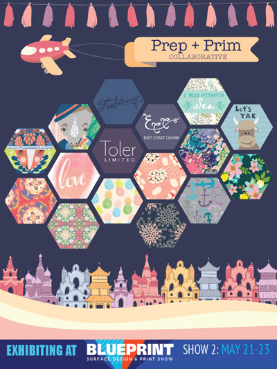 Print pattern blueprint 2017 prep prim at blueprint in booth 31 on the mezzanine appointments are available now by email at helloprepandprim and you can visit their website here malvernweather Gallery