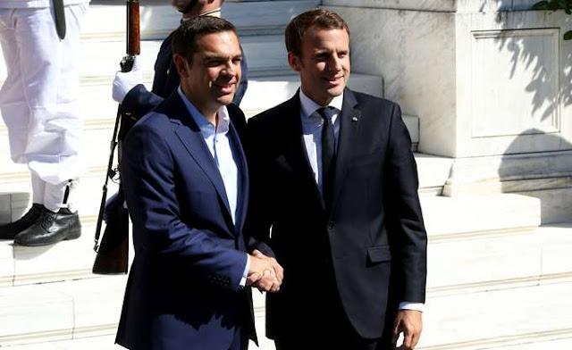 Θέλει ο Μακρόν την Ελλάδα εκτός Σένγκεν;