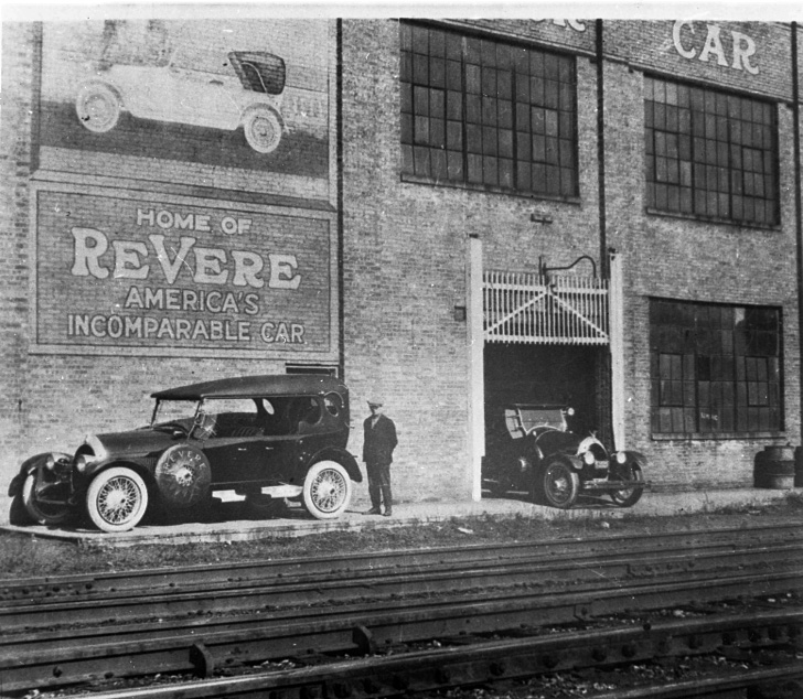 "Cass County Historical Society and Museum: ReVere ""America's ..."