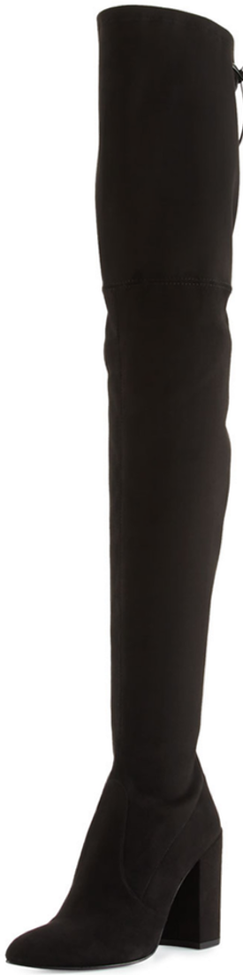 Stuart Weitzman Alllegs Ultrastretch Over-the-Knee Boot
