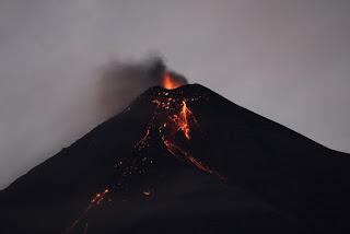 Número de mortos na Guatemala por erupção de vulcão sobe para 69