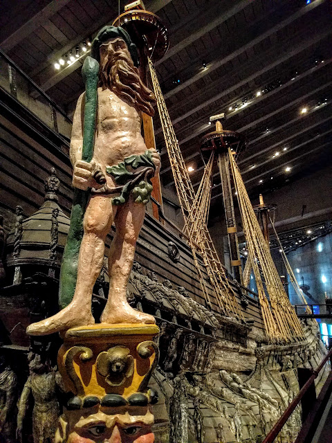 Stockholm 1-day Itinerary: Visit the Vasa Ship Museum