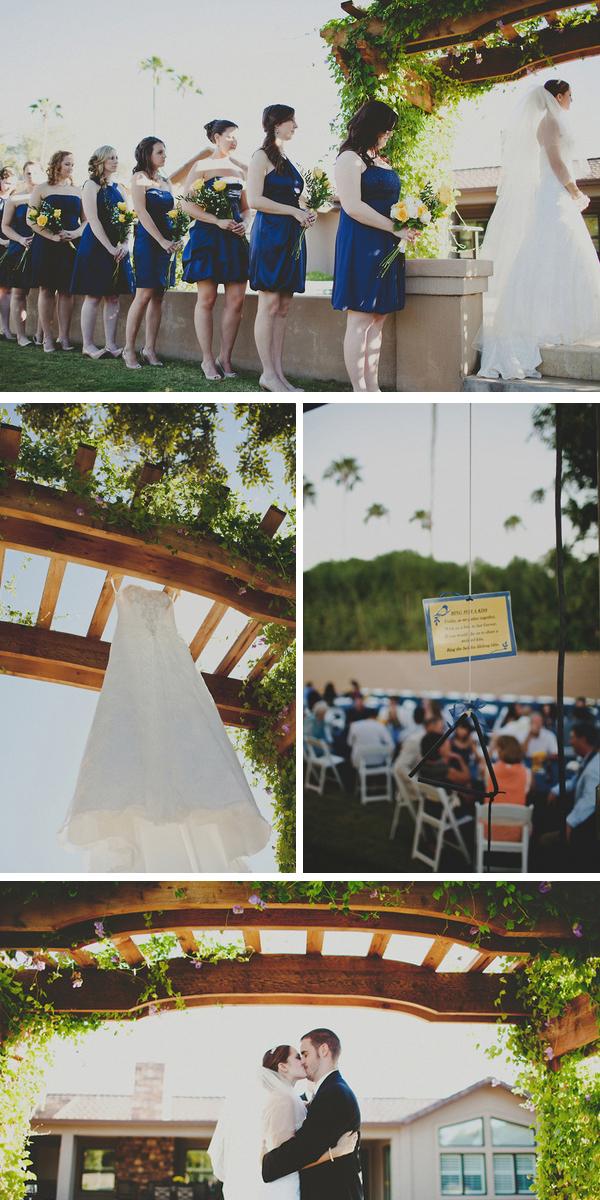 rustic backyard DIY wedding   session nine photography