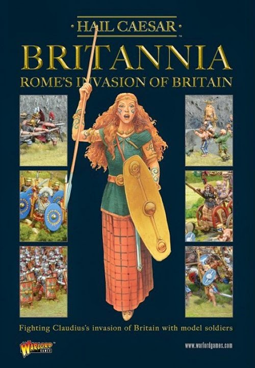 Hail Caesar - Britannia Romes Invasion of Britain