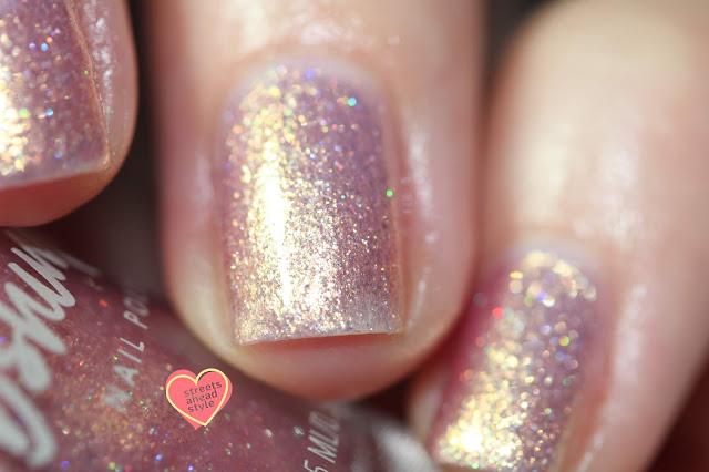KBShimmer Hakuna Moscato swatch by Streets Ahead Style