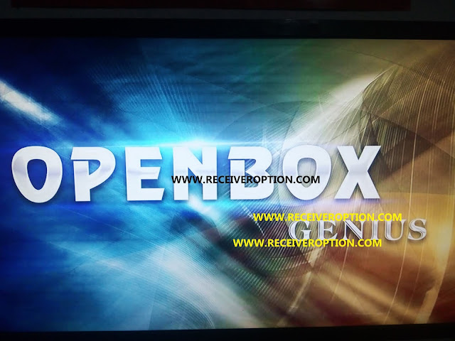 OPENBOX GENIUS HD RECEIVER AUTO ROLL POWERVU KEY NEW SOFTWARE