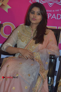 Actress Sneha Pos at V Care Graduation Ceremony  0022.JPG