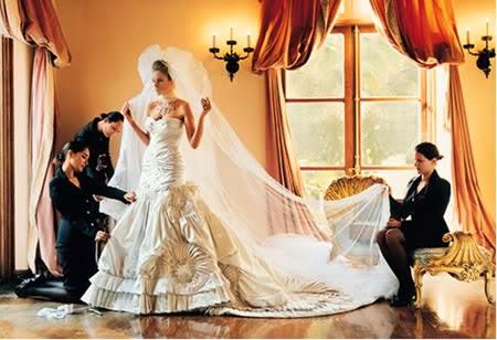 cómo ser planificadora de bodas