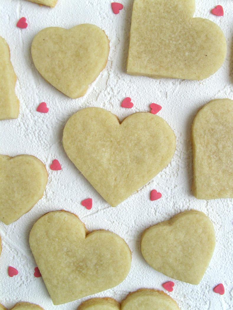 almond shortbread recipe