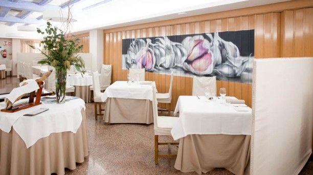 Restaurante Ínsula de Barataria , en Alcazar de San Juan (Ciudad Real)
