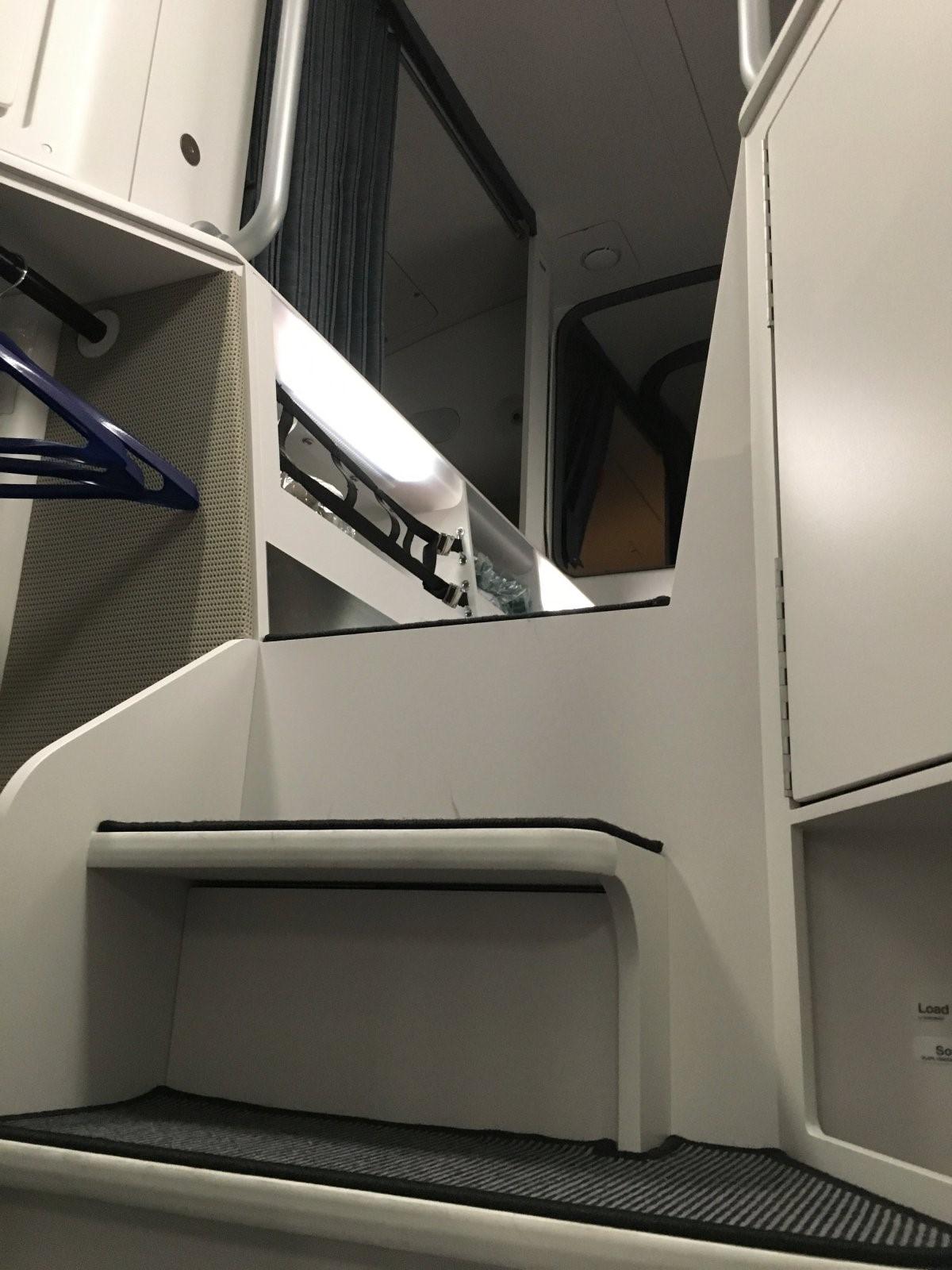 SQ A350-900ULR 벙크