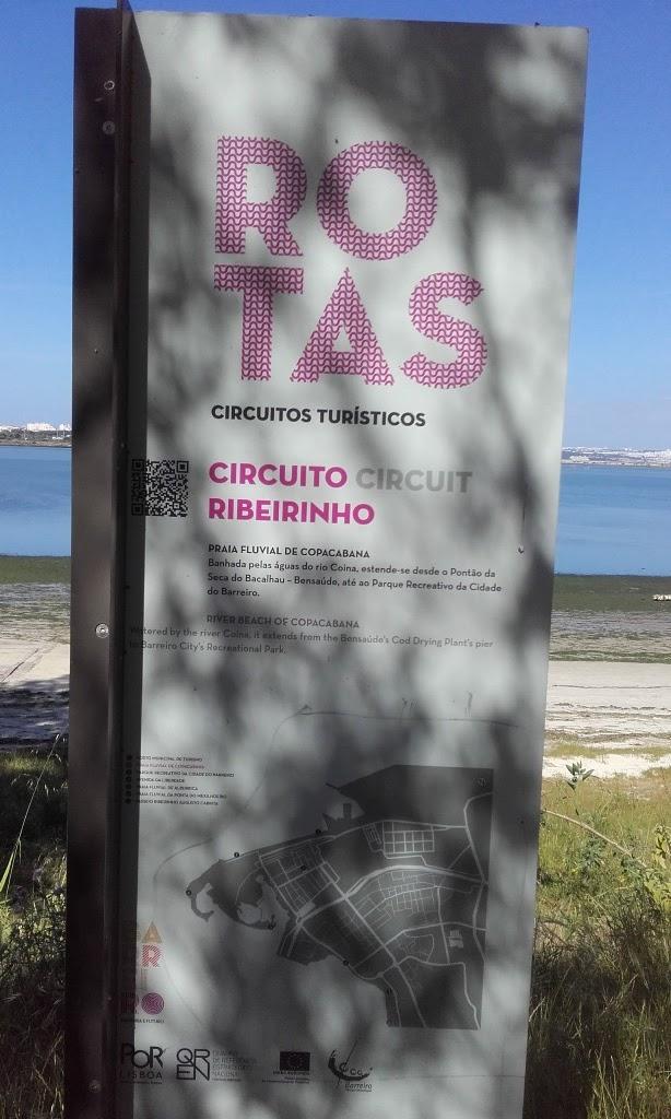Circuito Ribeirinho de Copacabana