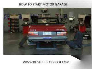 How to Start an Auto Repair Shop  or how to Start Up a Car Repair Garage and Benefit of Garage?