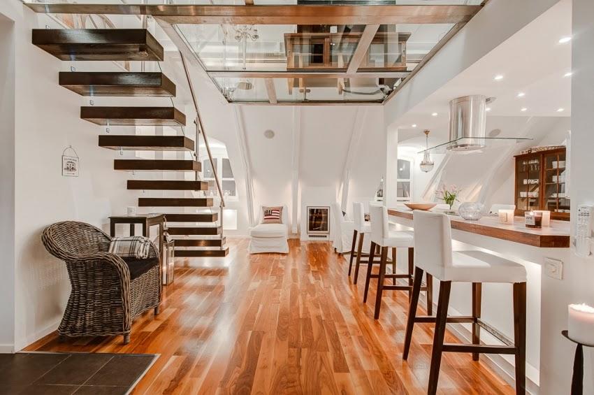 W bieli z nutką nowoczesności - wystrój wnętrz, wnętrza, urządzanie domu, dekoracje wnętrz, aranżacja wnętrz, inspiracje wnętrz, minty inspirations, dom i wnętrze, aranżacja mieszkania, modne wnętrza, białe wnętrza, styl nowoczesny, styl klasyczny,