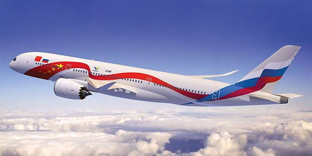 Новый российско-китайский самолёт получил название CR 929