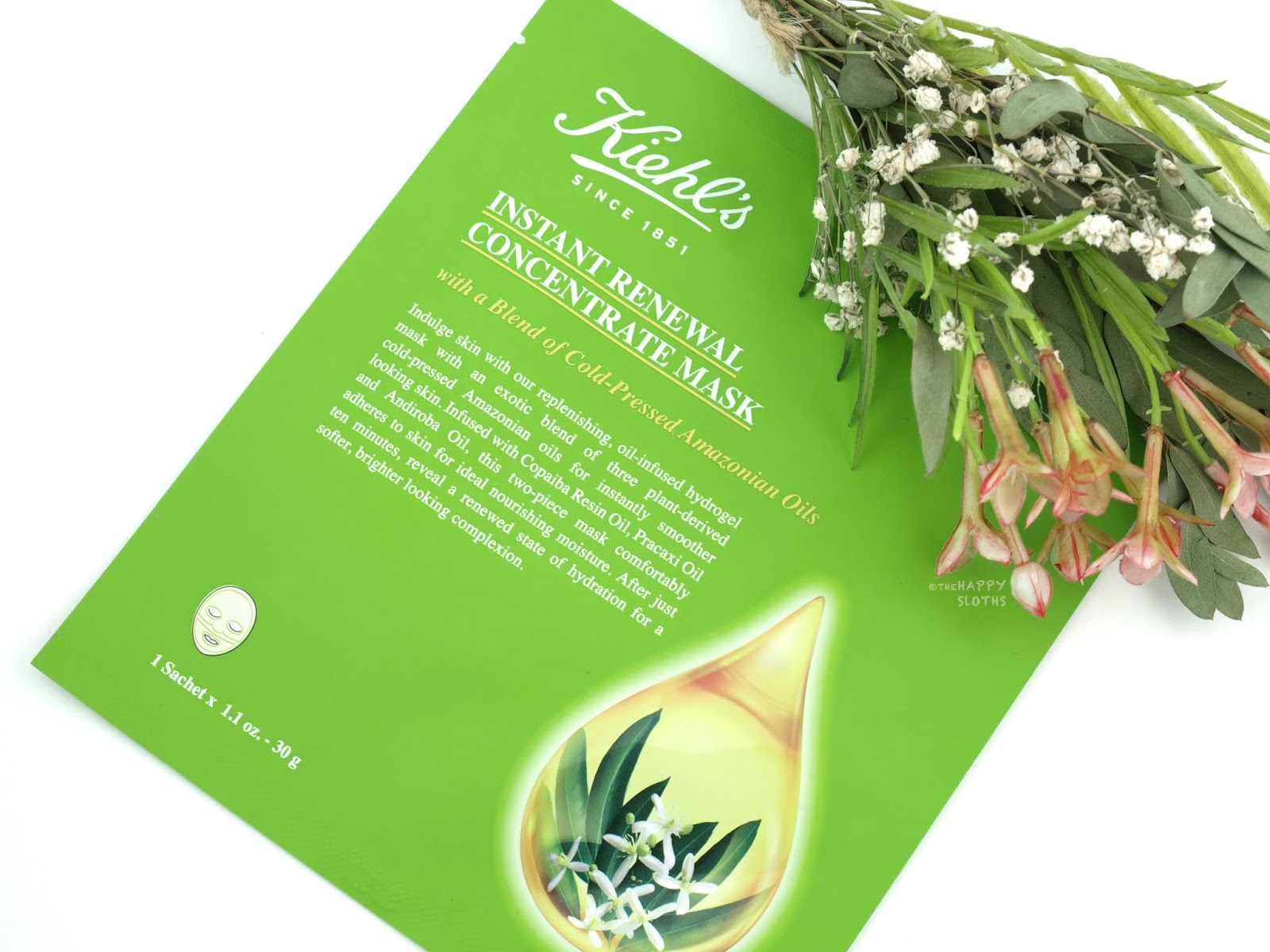 Kiehls | Instant Renewal Concentrate Mask: Review