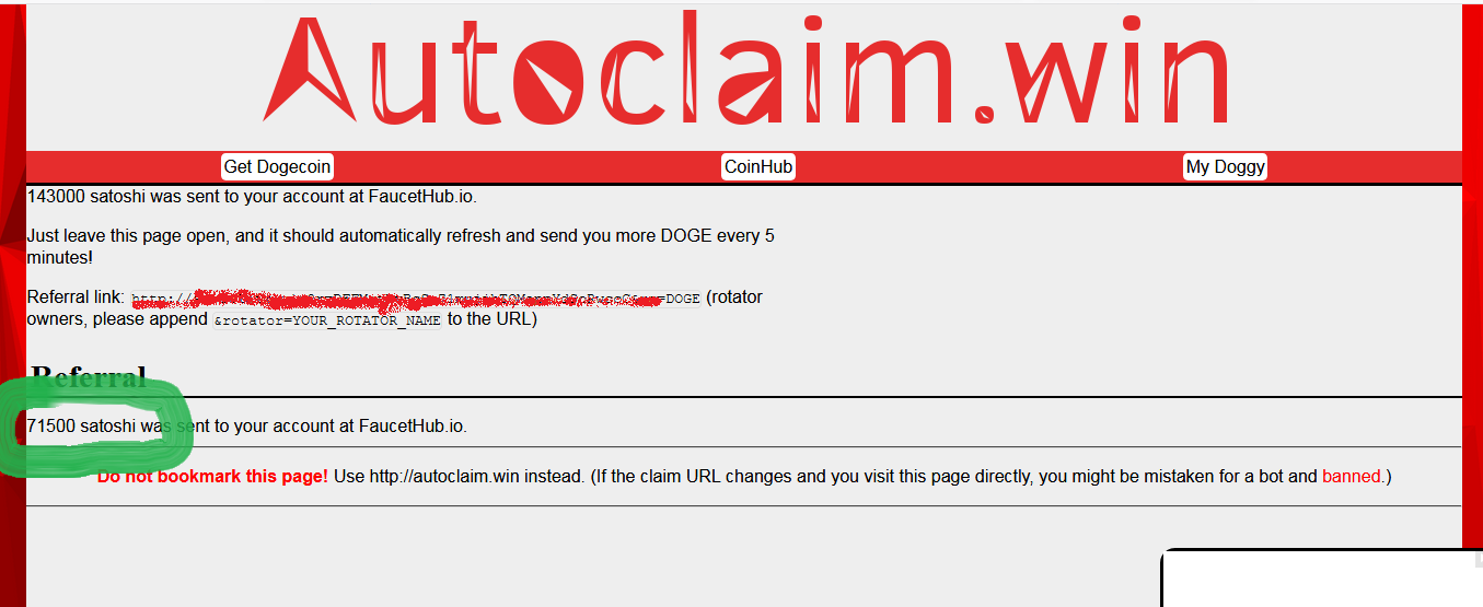 Cara dapat bitcoin di situs faucet legit autoclaim win - CARA CARI UANG