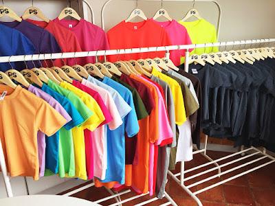 南房総 オリジナル Tシャツ PS craft サイズサンプル