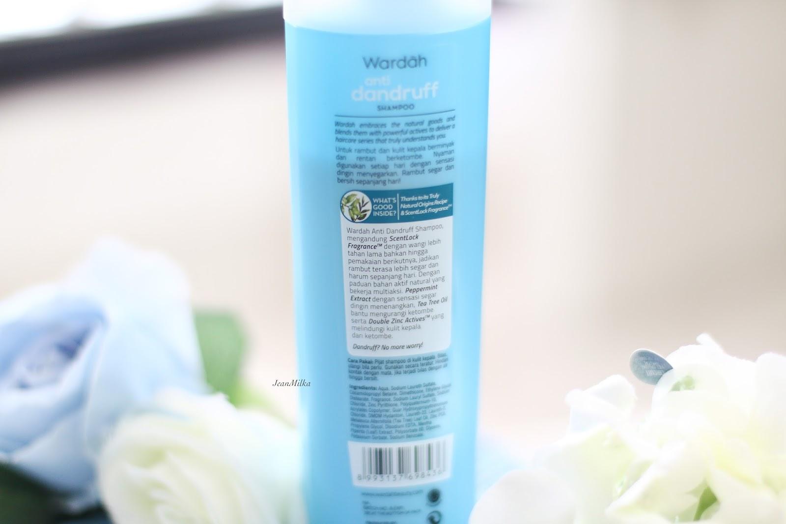 review, wardah, wardah shampoo, sampo wardah, sampo hijab, shampoo hijab, hijab, wardah beauty, wardah shampoo anti dendruff