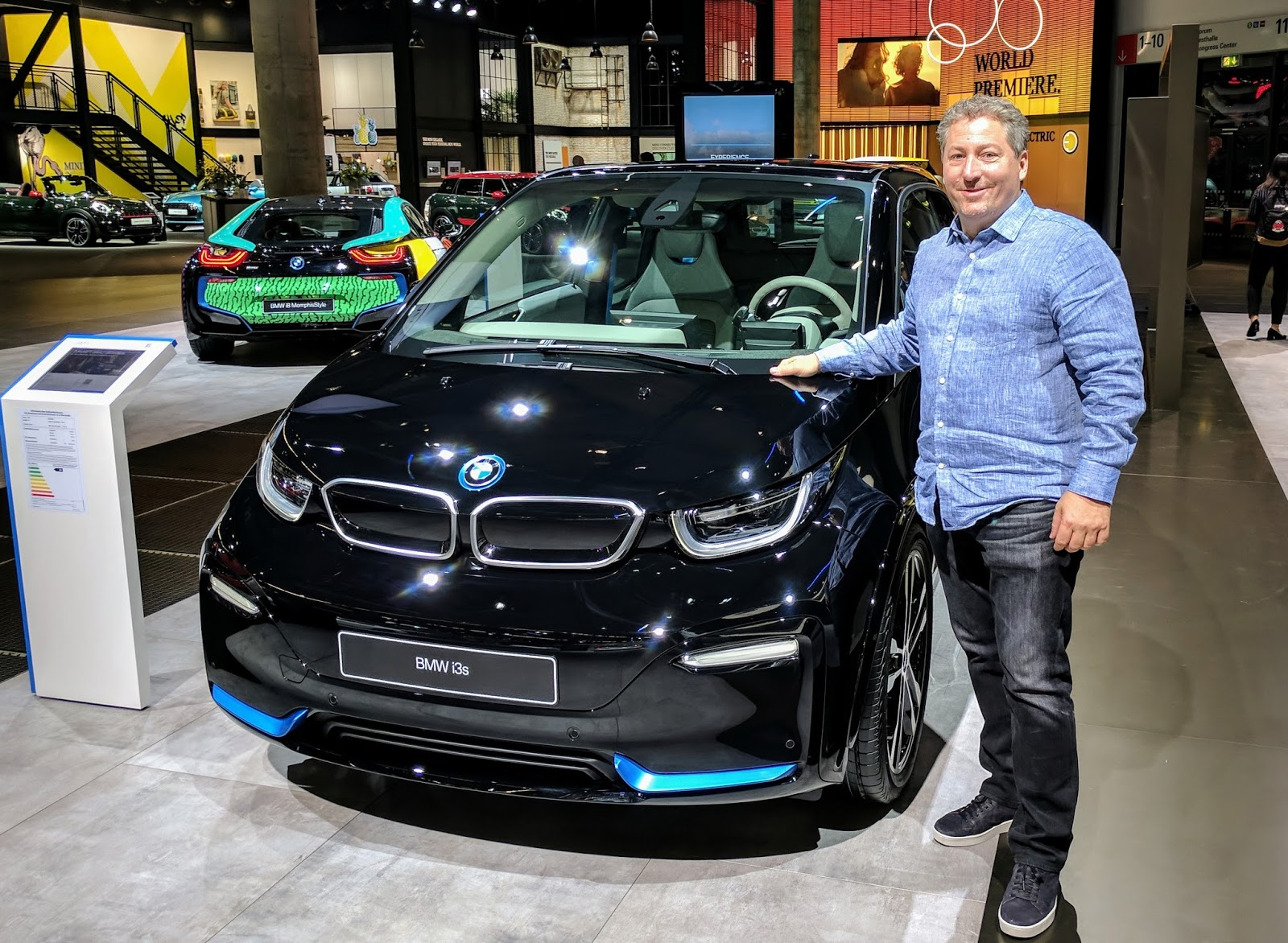 The Electric BMW I BMW I Poised For Nd Battery Upgrade - Bmw 3 series battery