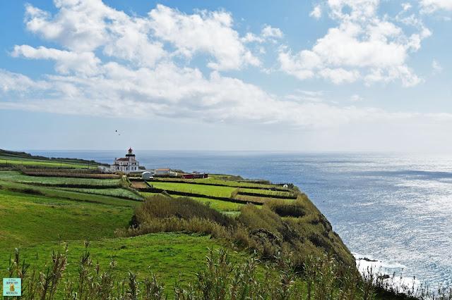 Faro Ferraria, Sao Miguel (Azores)