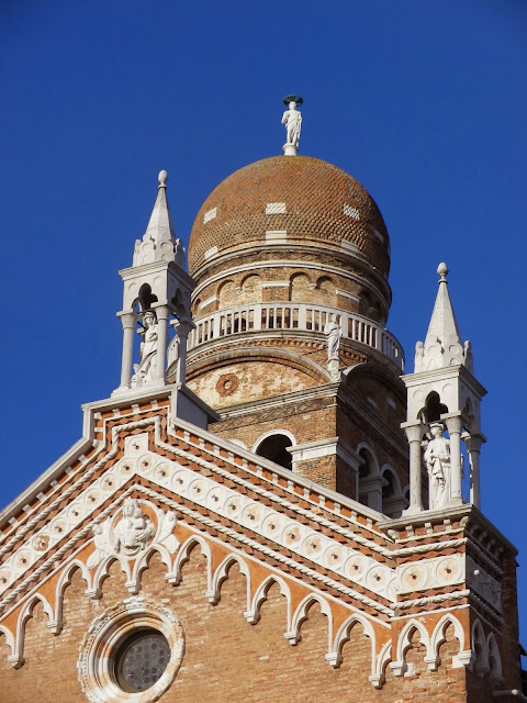 Campanile, the church of Madonna dell'Orto, Venice