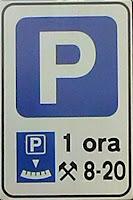 Zasady parkowania we Włoszech.