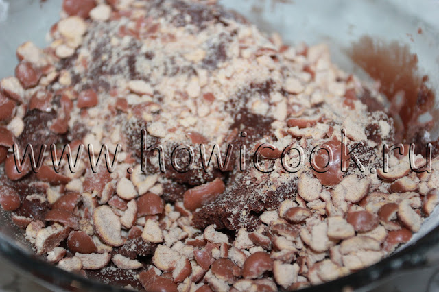 рецепт вкусного шоколадного печенья от джейми оливера с пошаговыми фото
