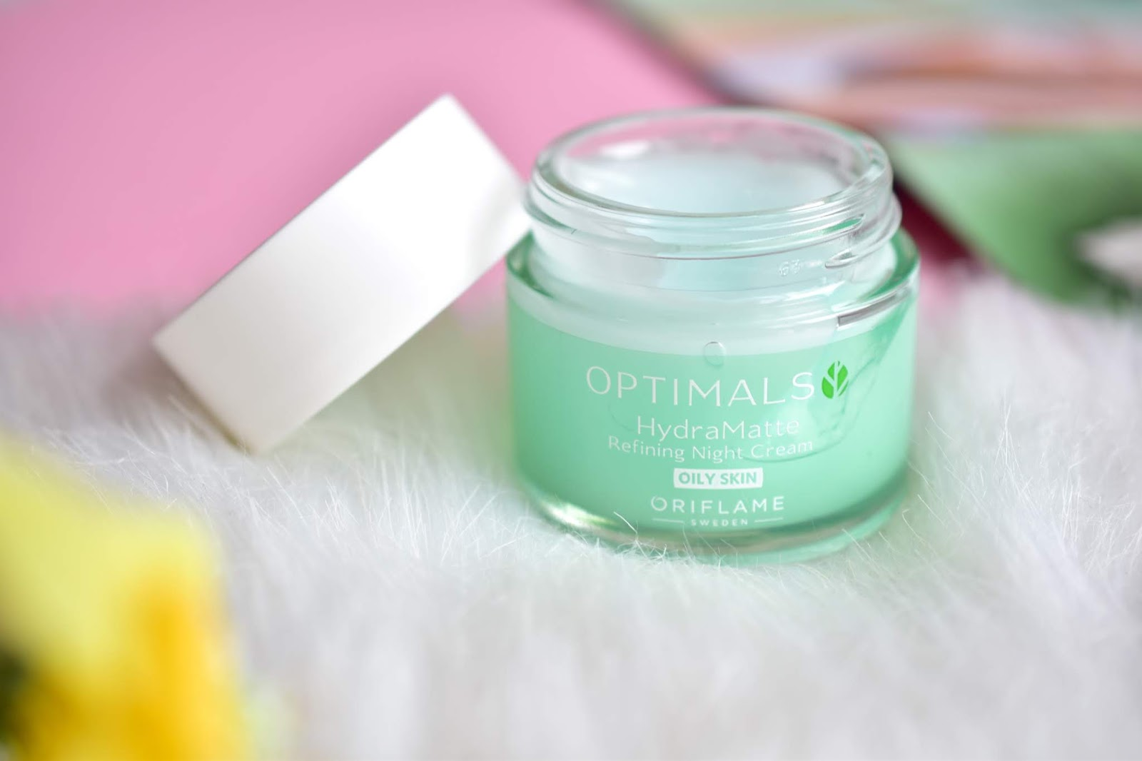 oriflame optimals hydra matte