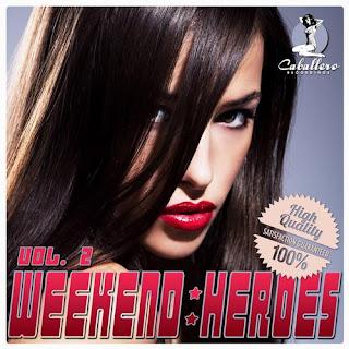 capa Download – Weekend Heroes   Vol. 2 – 2013