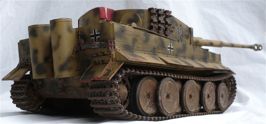 The Great Canadian Model Builders Web Page!: Pz Kpfw  VI